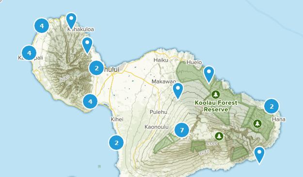 Best Trail Running Trails in Maui Hawaii | AllTrails on kihei road map, kahului map, west maui map, kihei restaurants on a map, wailea map, seven sacred pools maui map, oahu map, maui drive map, kihei condos map, wailuku map, hana map, kailua map, kapalua map, kauai map, kihei island map, south kihei map, kona maui map, kaanapali map, maui tourist attraction map, hilo map,