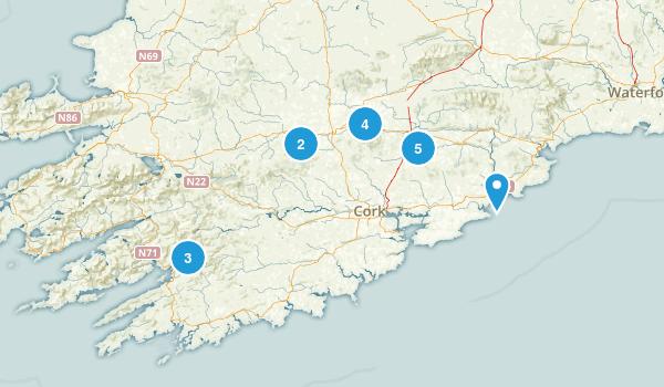 Best hiking trails in cork ireland alltrails cork ireland hiking map gumiabroncs Choice Image