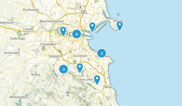 Kids Map Of Ireland.Best Kid Friendly Trails In County Dublin Ireland Alltrails