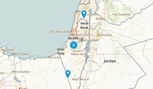 HaDarom, Israel Cave Map
