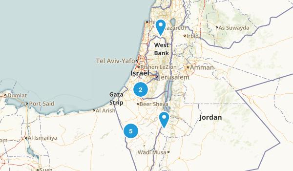 HaDarom, Israel Kid Friendly Map