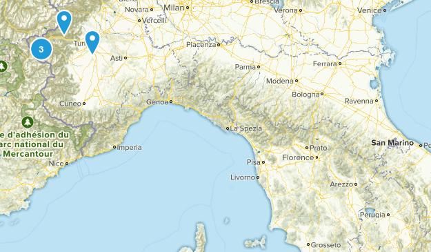 Umbria, Italy Kid Friendly Map