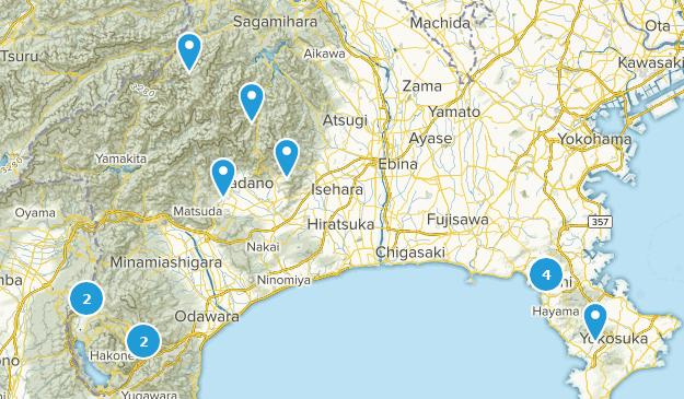Best Forest Trails in Kanagawa Japan | AllTrails