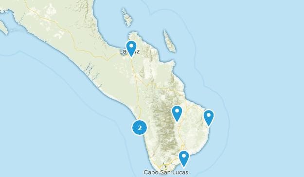 Best Trail Running Trails In Baja California Sur Mexico Alltrails