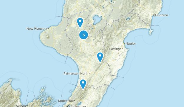 Wanganui New Zealand Map.Best Backpacking Trails In Manawatu Wanganui New Zealand Alltrails