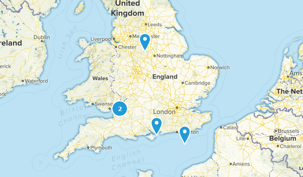 Map Of England For Kids.Best Kid Friendly Trails In England United Kingdom Alltrails