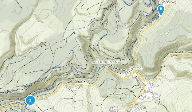 Neath Port Talbot, United Kingdom Local Parks Map