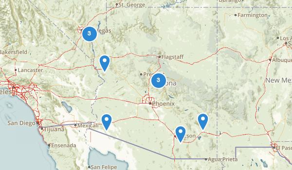 Best Hot Springs Trails In Arizona  AllTrails