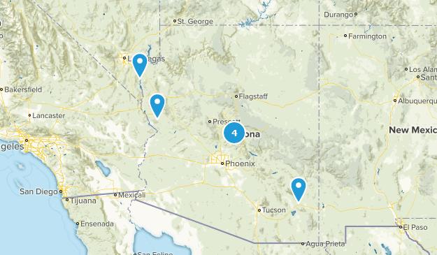 Map Of Arizona Hot Springs.Best Hot Springs Trails In Arizona Alltrails