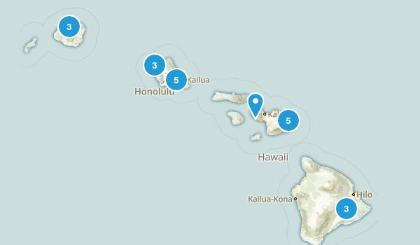 Hawaii Cave Map