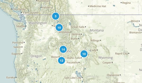 Best Waterfall Trails in Idaho AllTrails
