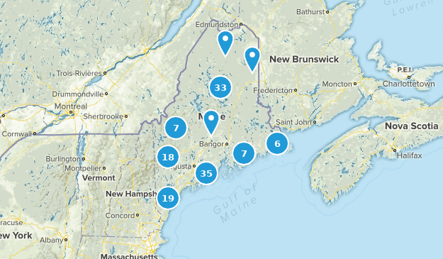 Best State Parks in Maine | AllTrails