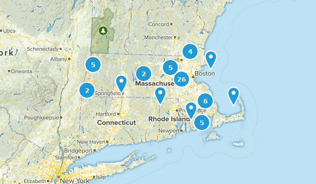 Boston Map Historical Sites.Best Historic Site Trails In Massachusetts Alltrails