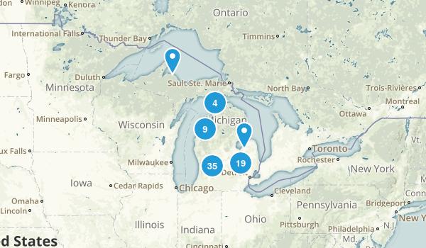 US Route In Michigan Wikipedia FileUS Michigan Mapsvg - Us 23 map