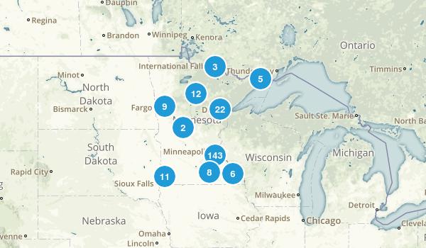 Minnesota Kid Friendly Map