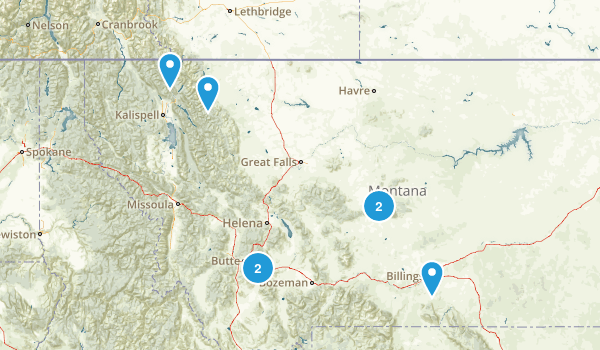 Montana Maps And Data MyOnlineMapscom MT Maps Montana Simple - Montana in us map