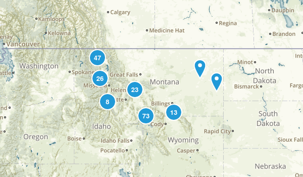 Best Kid Friendly Trails In Montana Photos Reviews - Montana map us
