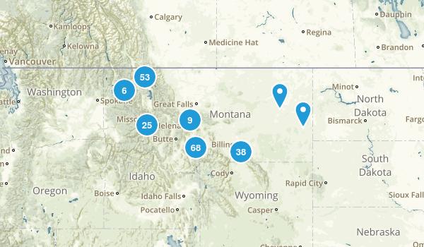 Montana Kid Friendly Map
