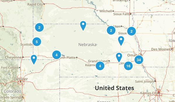 Nebraska Kid Friendly Map