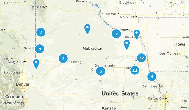 Nebraska Views Map