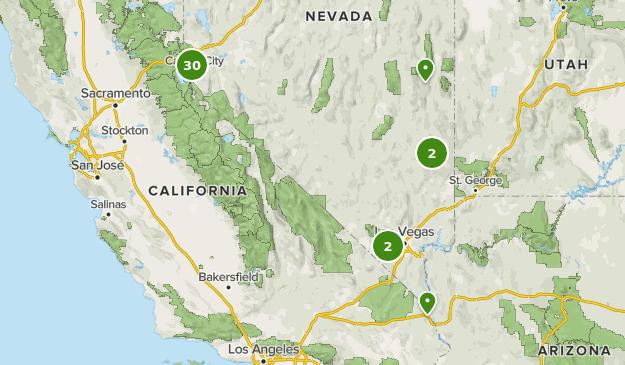 nevada state parks map Ut6mizson9m94m nevada state parks map