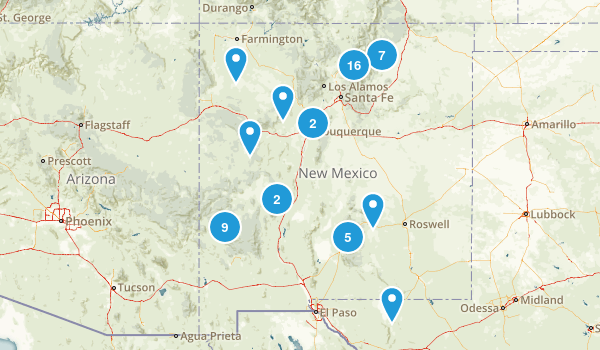 Best Backpacking Trails in New Mexico 1163 Photos 744 Reviews