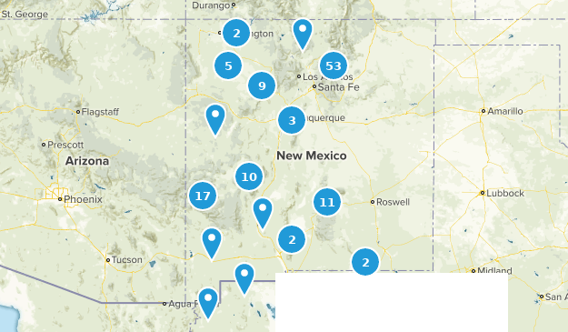 Best Camping Trails in New Mexico | AllTrails