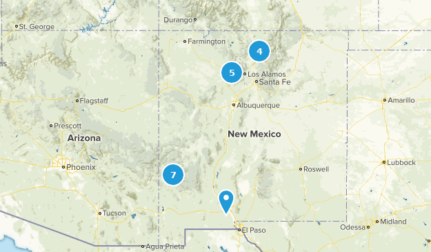 Best Hot Springs Trails in New Mexico | AllTrails