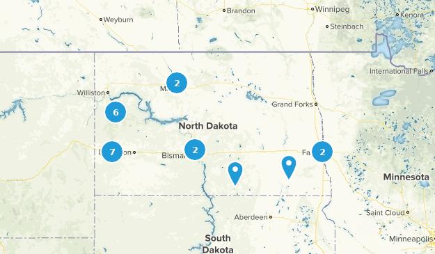 Best Wild Flowers Trails in North Dakota   AllTrails