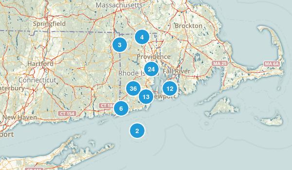 Rhode Island Kid Friendly Map