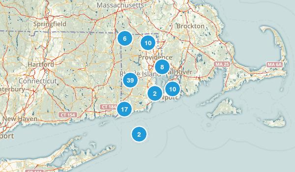 Rhode Island Parks Map