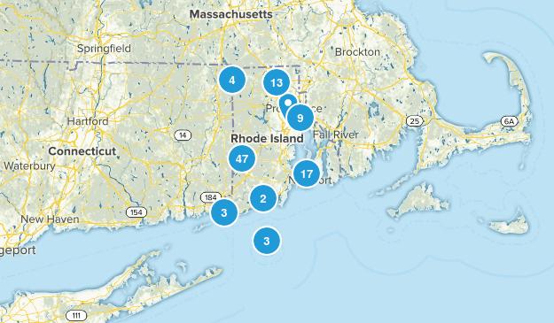 Rhode Island Views Map