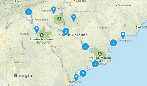 Best Beach Trails in South Carolina | AllTrails on