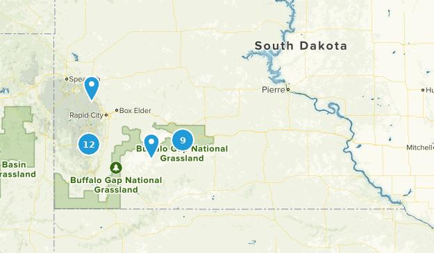 Beste Nationalparks in South Dakota | AllTrails
