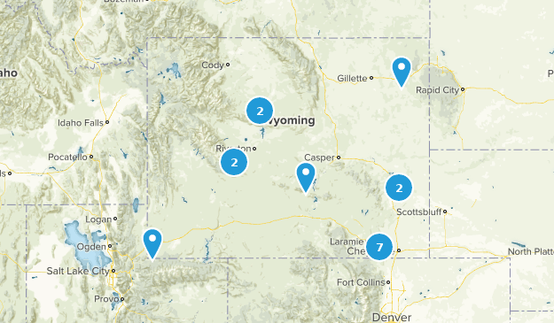 Beste State-Parks in Wyoming | AllTrails on