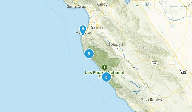 Big Sur Map