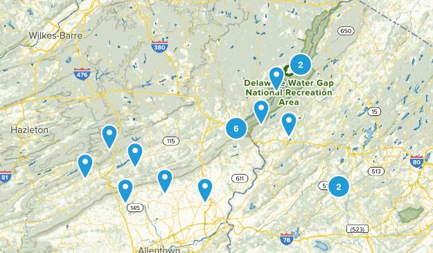 PA-Trip Map