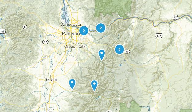 Portland Area to do Map