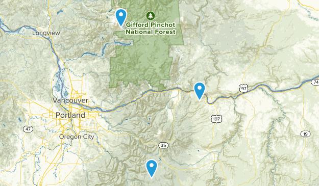 Mt bike Map