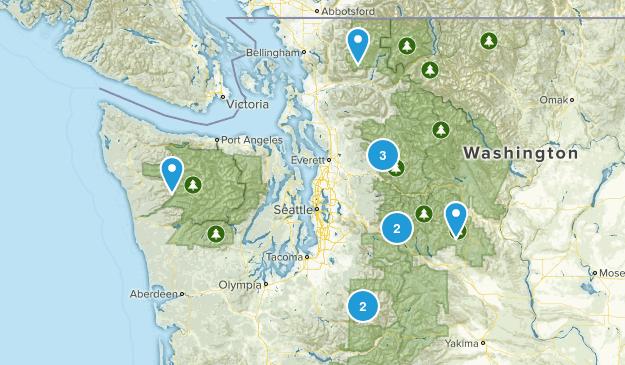 Washington Map