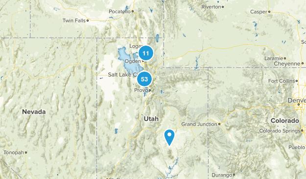 Take A Hike 115 Map