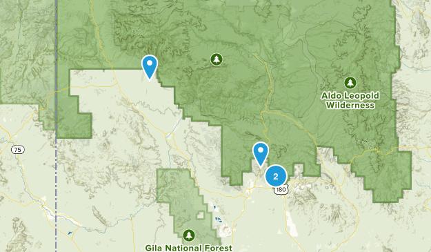 Near Silver Map