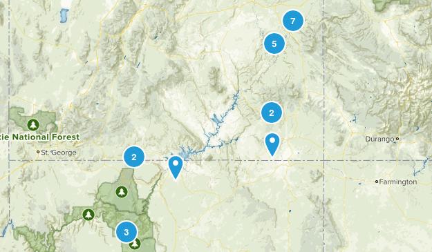 Southwest Tour Map