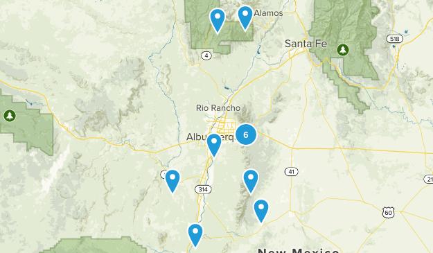 Near ABQ Map