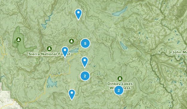 shaver Map