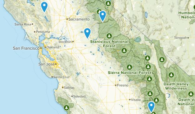 Off Road Trails Map