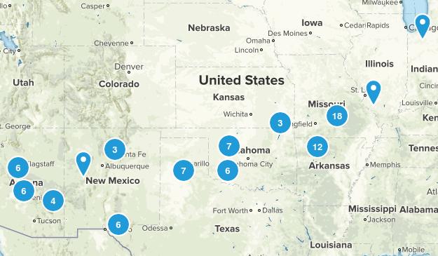 2015 Adventures Map