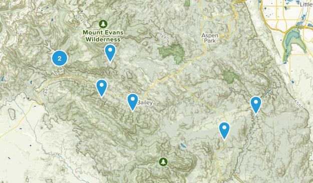 bailey area Map