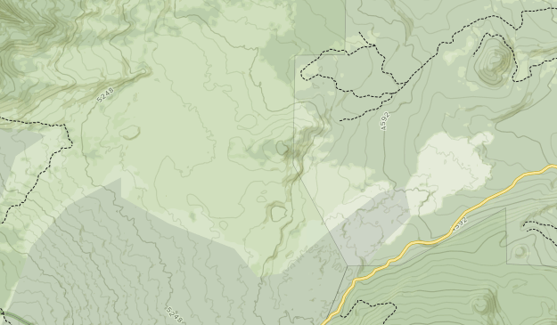Or hikes Map