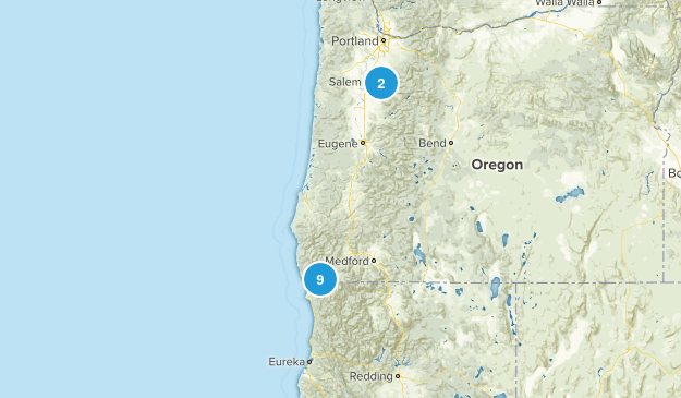 201505 _OregonCaves Map